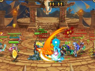 《菜鸟神兵》是一款融合佣兵策略与魔幻冒险题材的塔防RPG页游,游戏采用轻松诙谐为主基调,画面采用北欧式卡通风格,配合魔幻的故事背景,将玩家引入一个充满奇幻魔法与趣味冒险的游戏世界。